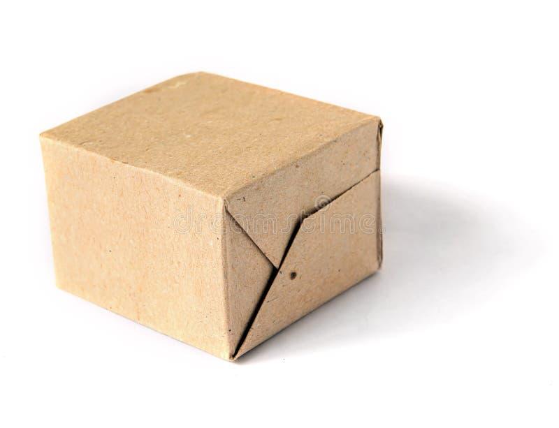 Papverpackung stockfoto