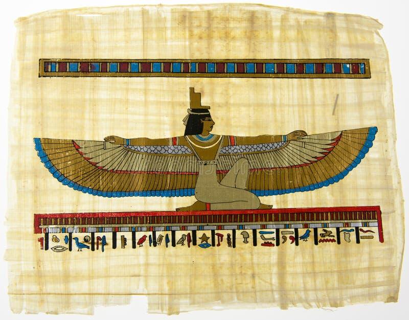 Papyrus image stock