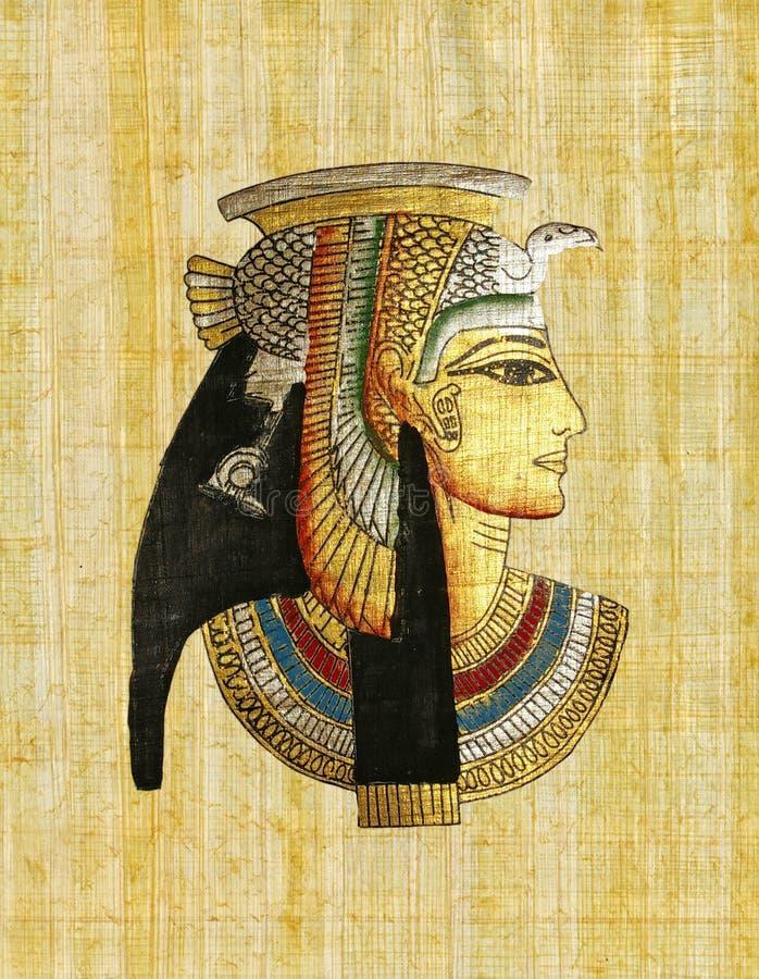 Papyrus vector illustration