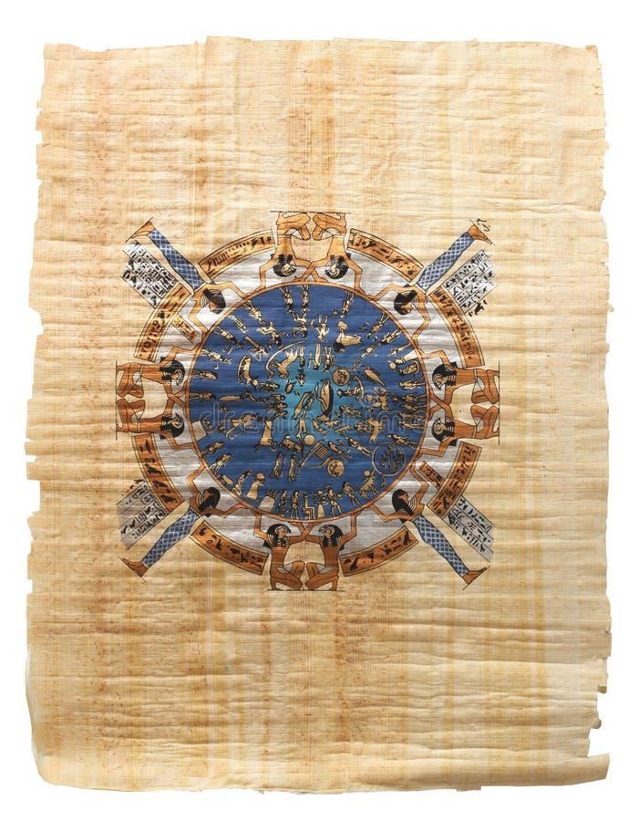 Papyrus lizenzfreie stockfotos