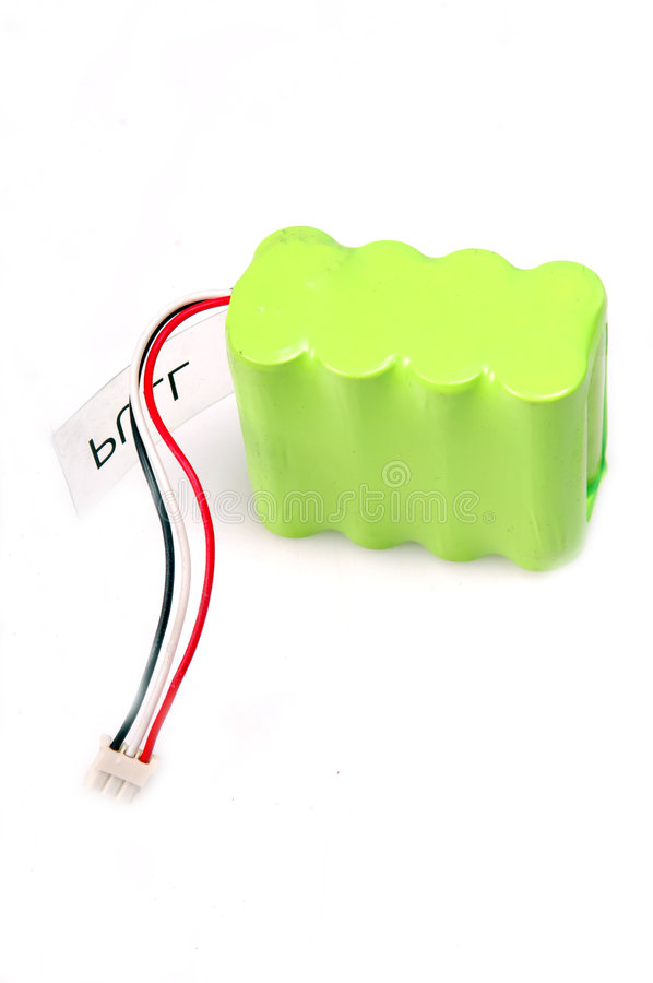paquet de batterie images stock