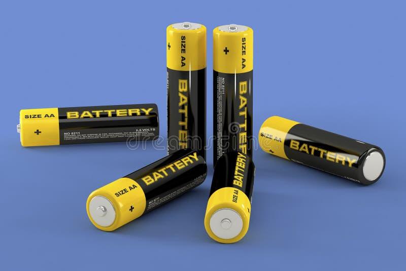 """Paquet de batteries, avec le texte """"batterie """" images libres de droits"""