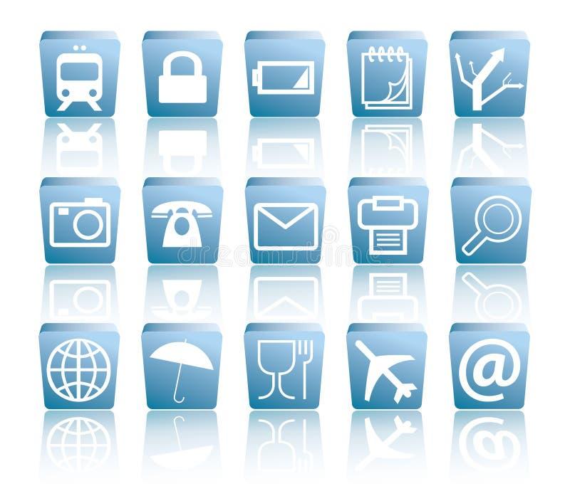 Paquet de graphisme d'affaires et de course photos libres de droits