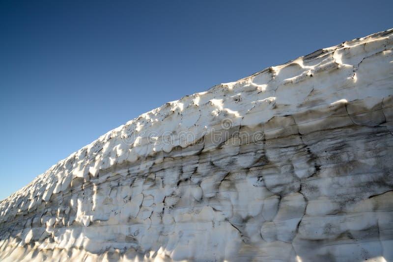 Paquet de neige images stock
