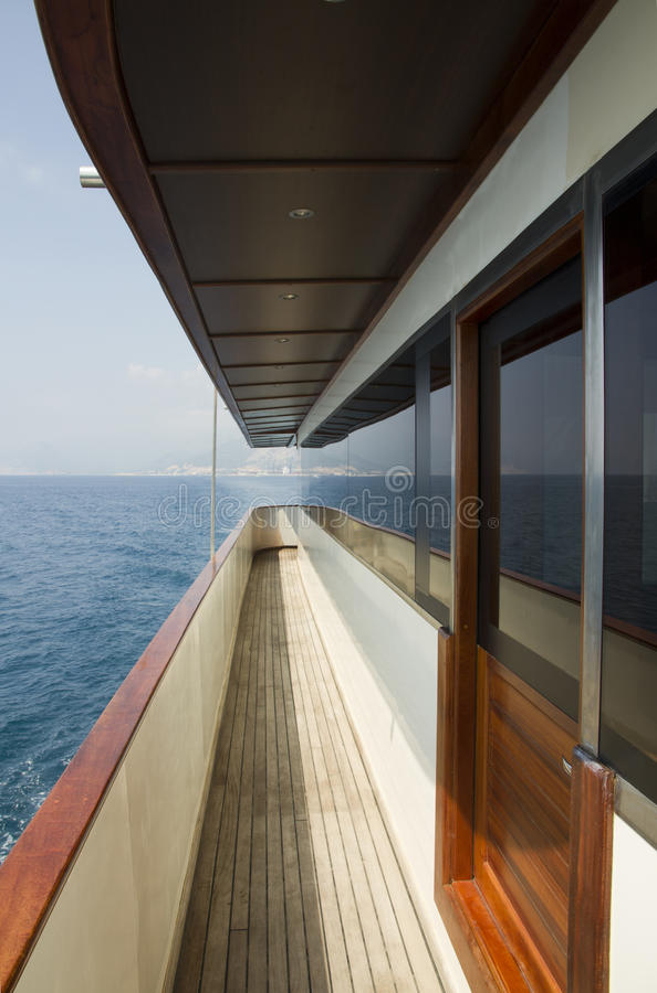Paquet de yacht images libres de droits