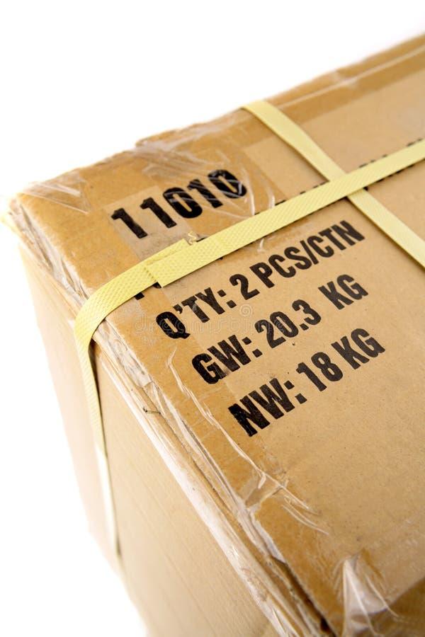 Paquete de la carga imágenes de archivo libres de regalías