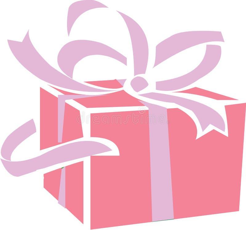Download Paquete del regalo stock de ilustración. Ilustración de presente - 7279296