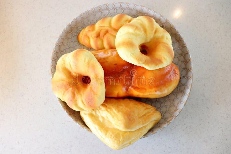 Paquete determinado del pan artificial imagen de archivo