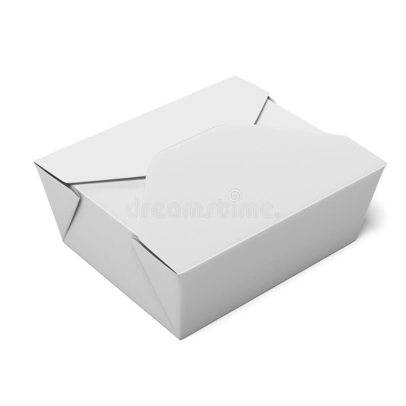 Paquete para la comida libre illustration