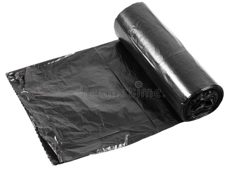 Paquetes de un rollo para la basura. imágenes de archivo libres de regalías