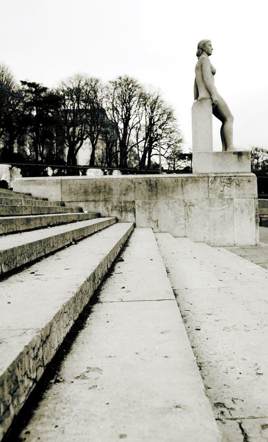 Download París #12 imagen de archivo. Imagen de niebla, blank, sepia - 1285525