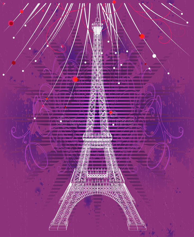 París libre illustration