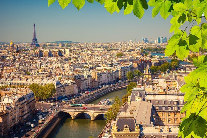 París aérea - 1283 imágenes de archivo libres de regalías