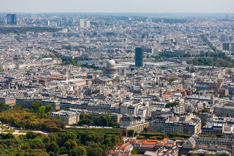 París, Francia, paisaje urbano París occidental fotos de archivo