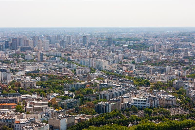 París, Francia, paisaje urbano París sudoriental foto de archivo