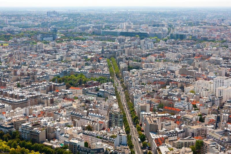 París, Francia, paisaje urbano Sur de París fotos de archivo