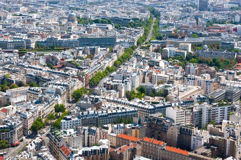 París, Francia, paisaje urbano Sur de París fotos de archivo libres de regalías