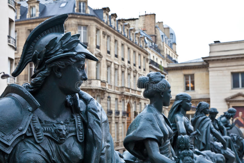 París - museo de Orsay imagen de archivo