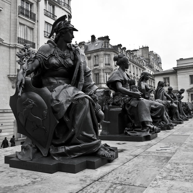 París - museo de Orsay fotografía de archivo