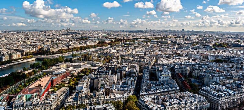 París, París hermosa foto de archivo