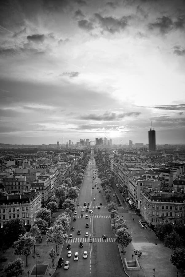 París - una visión fotos de archivo