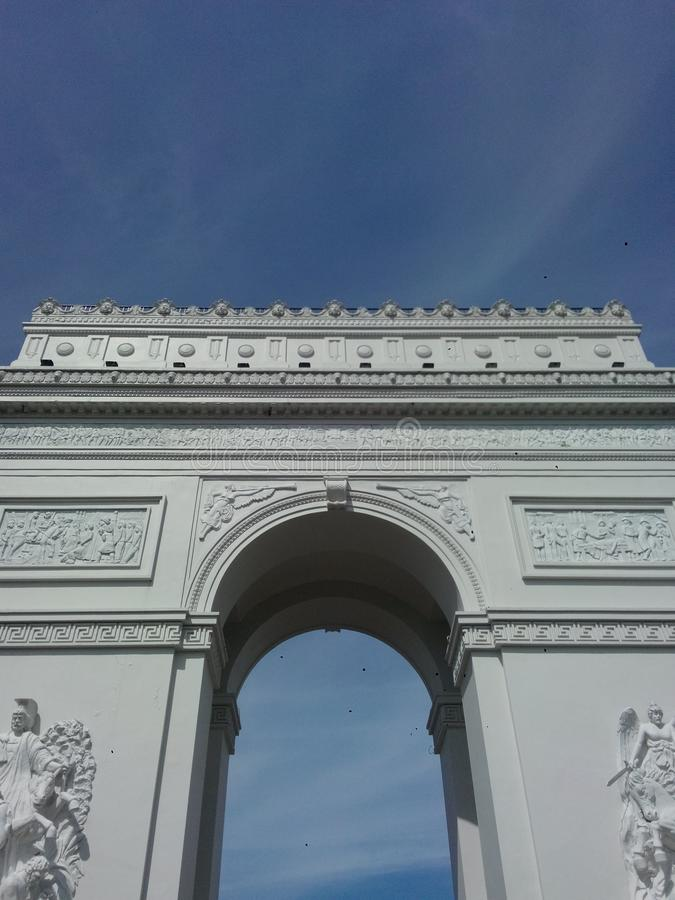 París Van Surabaya fotos de archivo libres de regalías