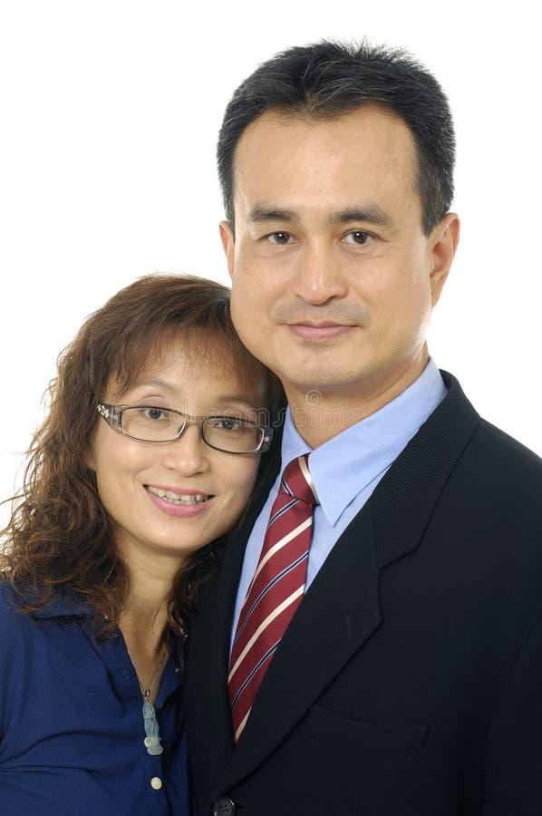par förälskat I royaltyfri foto