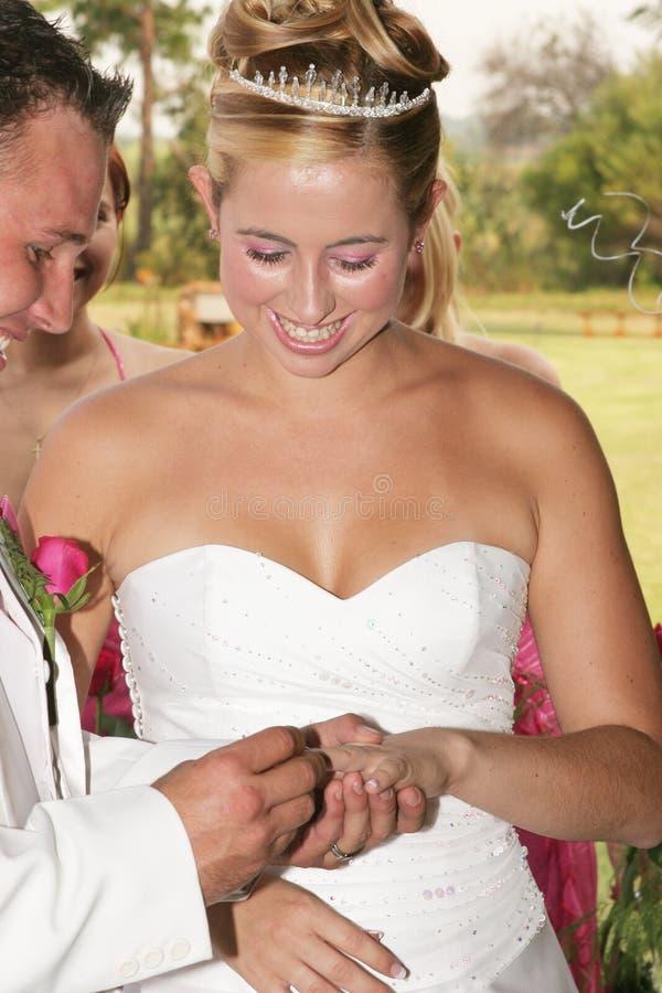 par gör I-bröllop royaltyfri bild