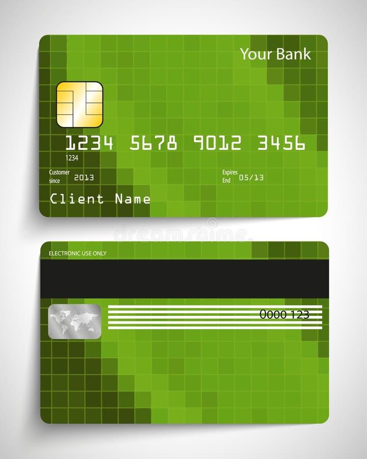 Download Par la carte de crédit illustration de vecteur. Illustration du platine - 56484899