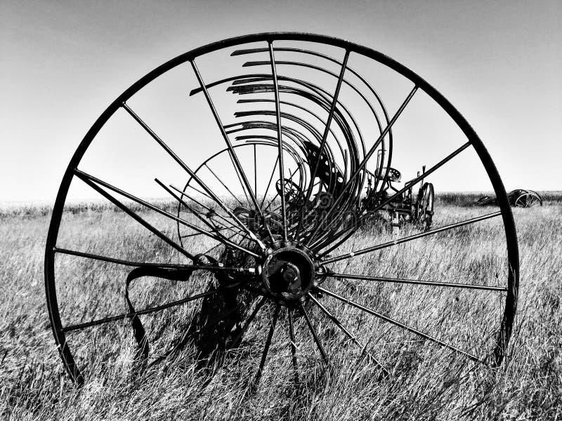 Par la roue photographie stock