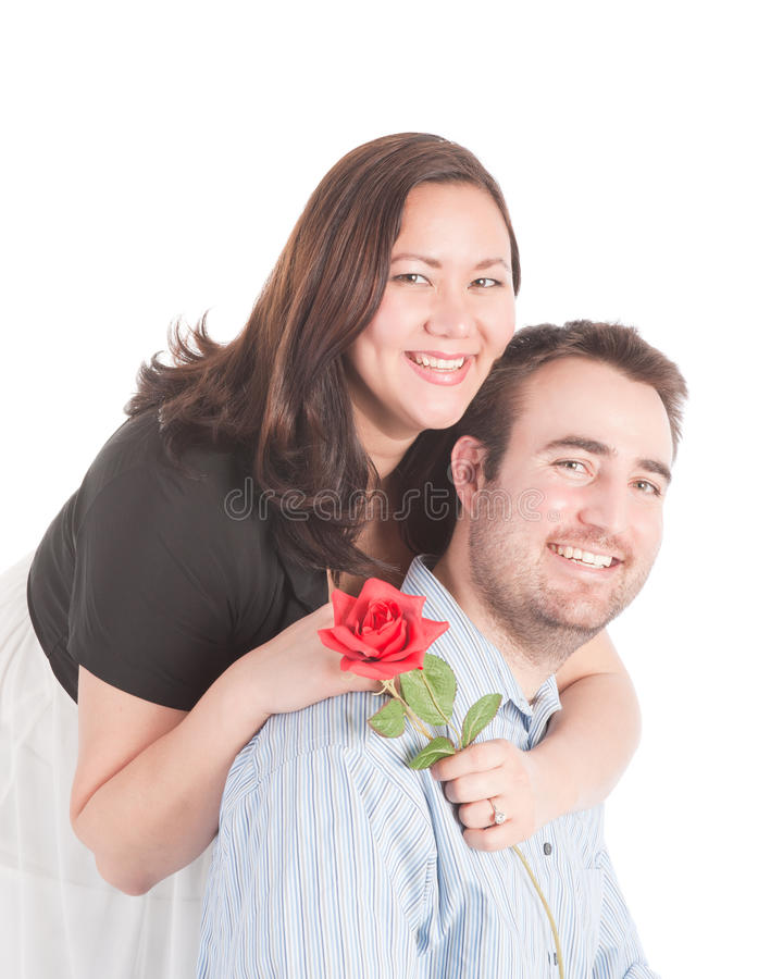 par som nytt kopplas in royaltyfri foto