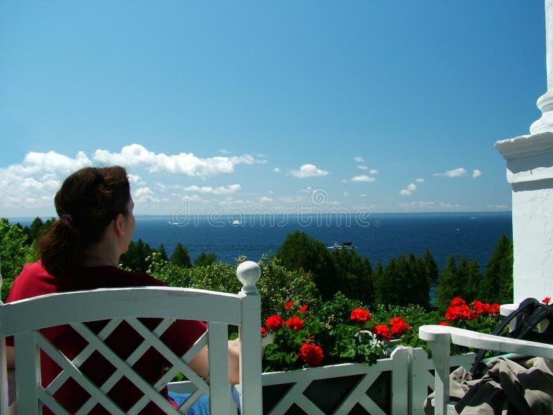 Download Paraíso foto de stock. Imagem de água, porch, curso, scenic - 50212