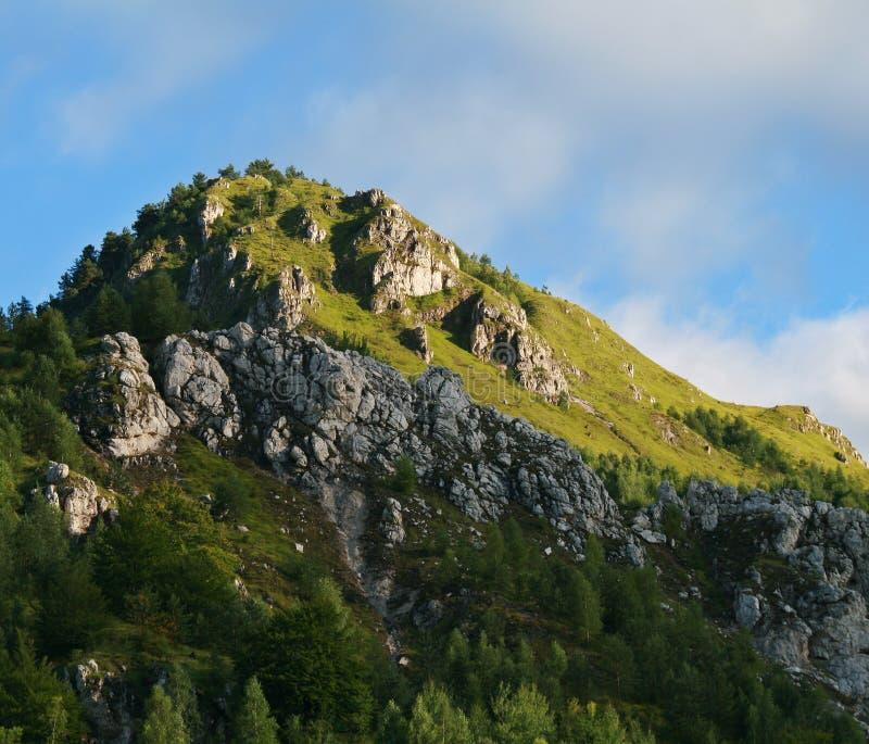 Paraíso da montanha imagem de stock royalty free