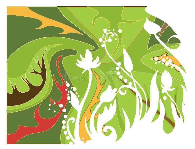 Paraíso de la planta libre illustration