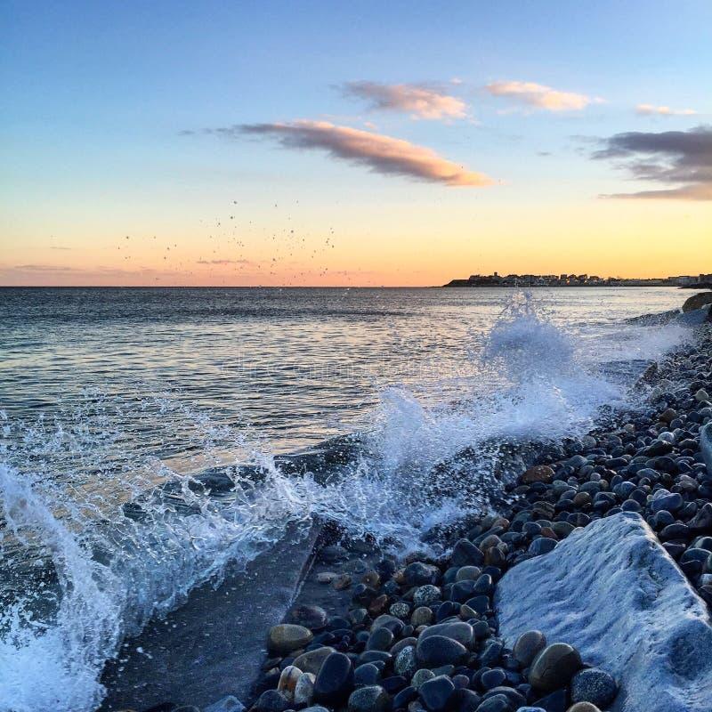 Paraíso de New Hampshire imagem de stock