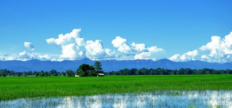 Paraíso inexplorado: Índia do leste norte fotos de stock