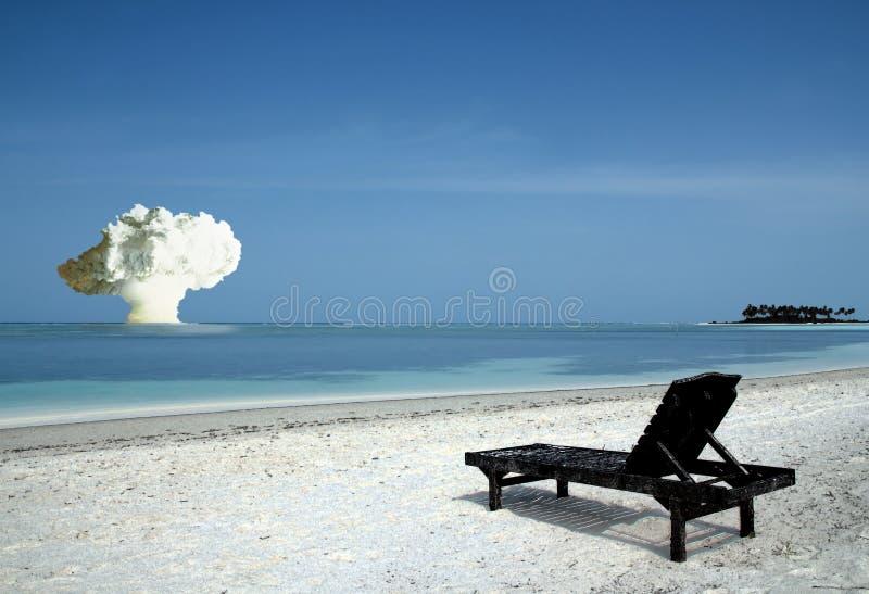 Paraíso perdido imagem de stock royalty free