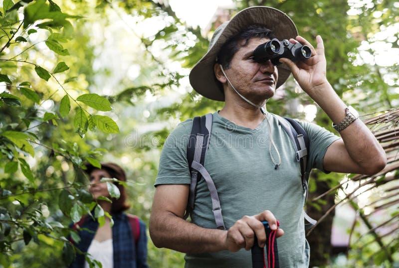Para bada las wpólnie obrazy stock