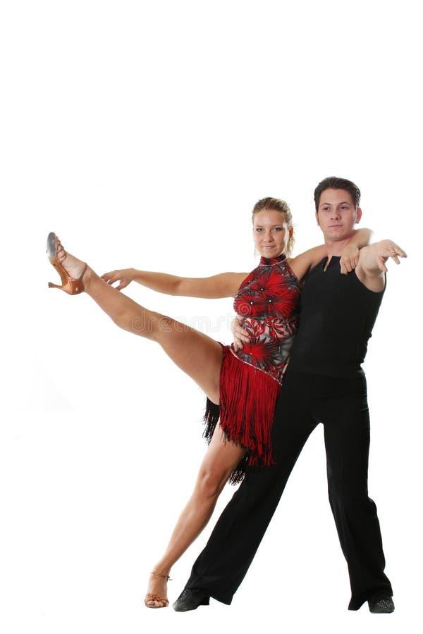 para dance odizolowane obraz royalty free