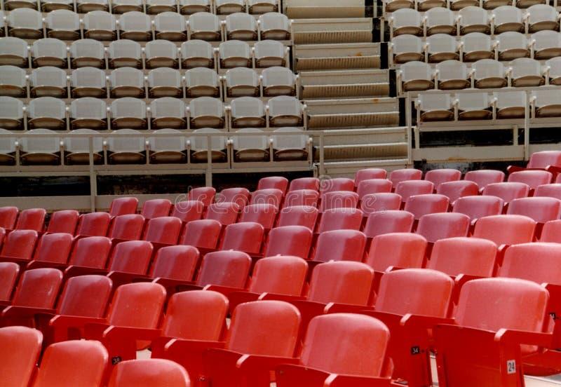 Para Fora Teatro Da Porta Imagens de Stock Royalty Free