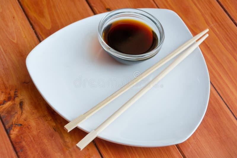 Para la comida china foto de archivo libre de regalías