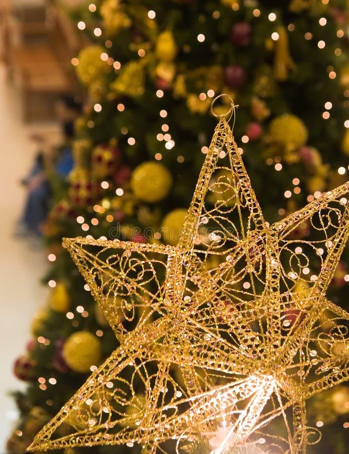 Para la Navidad que espera fotos de archivo