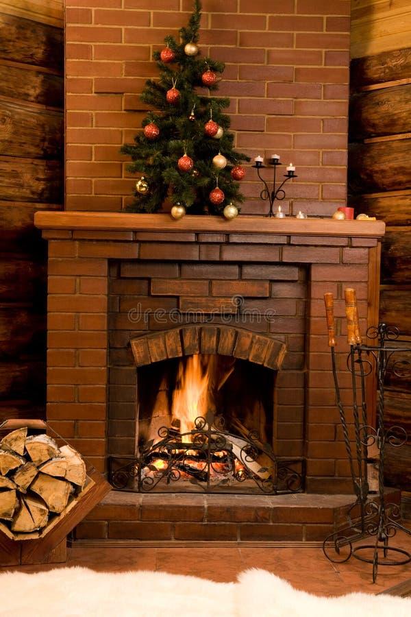 Para la Navidad que espera fotos de archivo libres de regalías