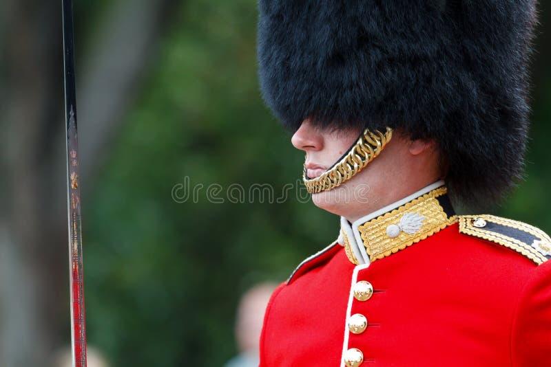 Para la reina y el país fotos de archivo libres de regalías