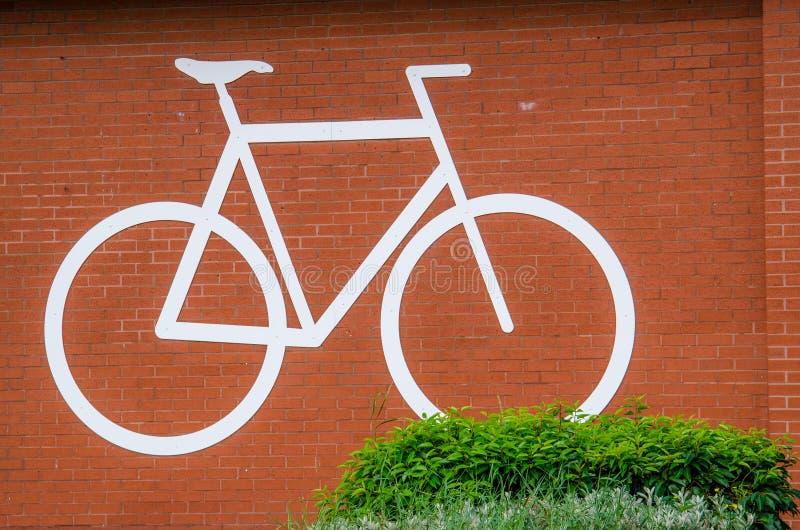 Para los ciclistas fotos de archivo