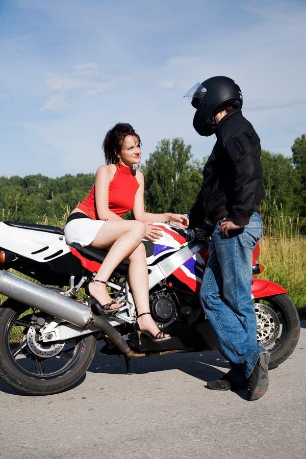 para motocykl obraz stock