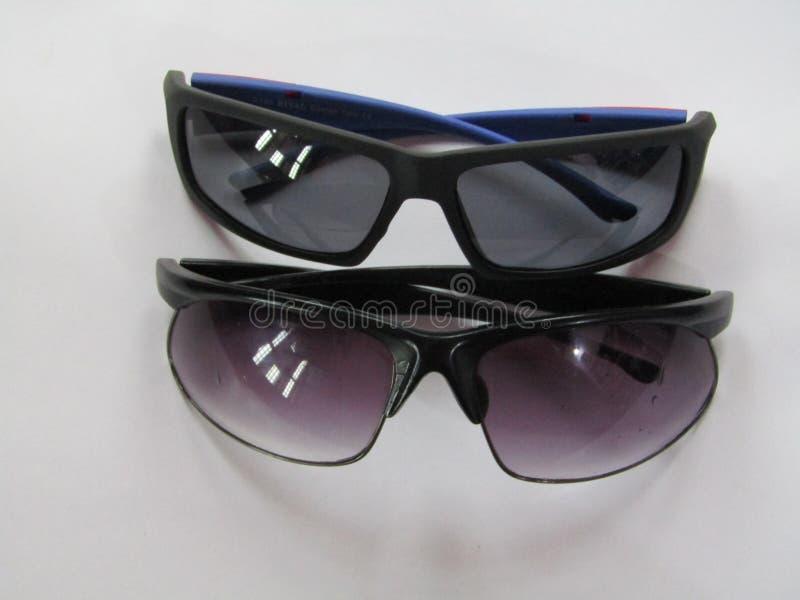 Para okulary przeciwsłoneczne zdjęcia stock