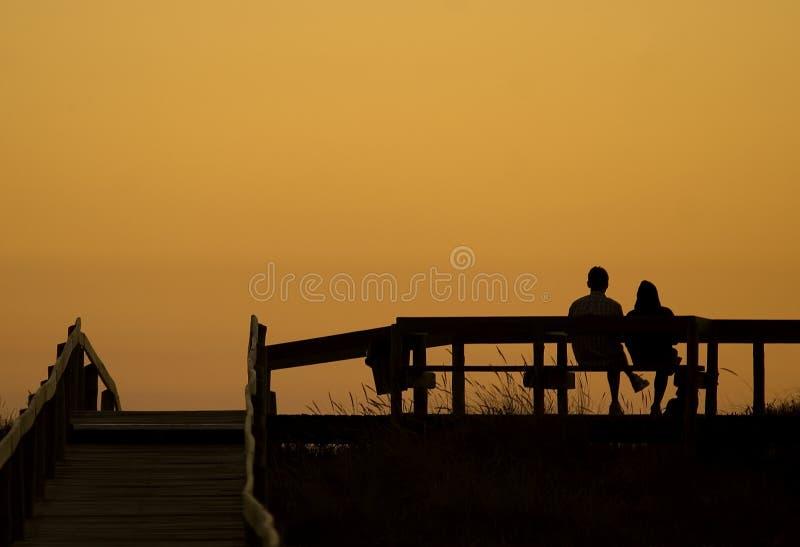 para słońca zdjęcia stock
