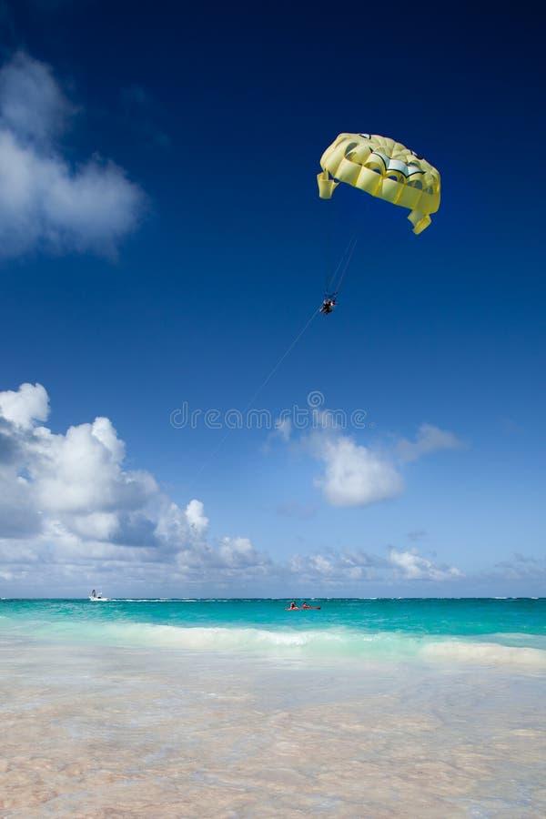 Download Para sailing stock photo. Image of enjoying, palm, chill - 23600050