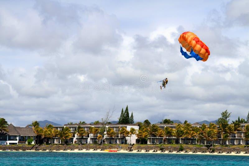 Download Para sailing stock image. Image of cloudy, sailing, para - 26860747